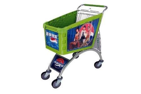 超市手推车广告媒体优势有哪些呢?