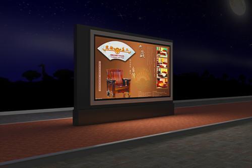 灯箱广告设计在广告设计中占有很大的成分,灯箱广告是广告形式中占图片