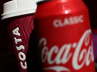 可口可乐新广告:咖啡+可乐=累了困了新选择?